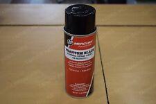 NEW Mercury/Mercruiser Phantom Black Gloss OEM Engine Spray Paint Can 92-8028781