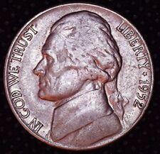 1952-D Jefferson Nickel HI GRADE Denver Mint #113
