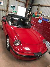1988 Alfa Romeo Spider Quadrifoglio Verde