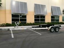 New Aluminum Boat Trailer 7000 Lbs for 20-22Ft Boats