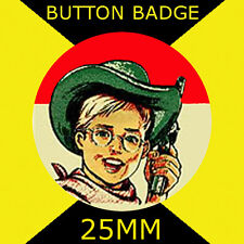 MILKY BAR KID - BUTTON BADGE 25MM BADGE  #1