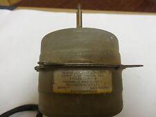 "Motor MLB091;s/n1164MABX800552; 230/208v 60Hz; 4 poles   ""USED"""