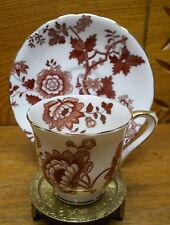 Porcelain Demitasse Cup & Saucer - Victoria C&E Bone China England V279