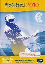 2010 GAA All-Ireland Camogie Final: Wexford v Galway DVD