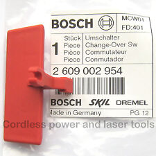 Bosch PSB 850-2 RE Perceuse Forward Reverse change-Over Switch slide 2 609 002 954