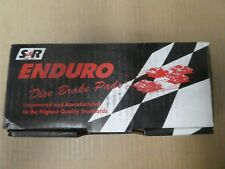 BRAND NEW S&R ENDURO FRONT BRAKE PADS D803 FITS 99 FORD WINDSTAR