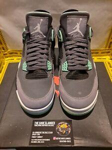 Air Jordan 4 Green Glow Size 9 308497-033