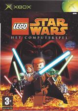 LEGO STAR WARS HET COMPUTERSPEL voor Xbox - compleet - PAL