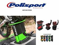 Polisport 8982700004 Lift Bike Stand Red