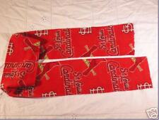 St. Louis Cardinals Cards Red Fleece Scarf GO CARDS!!!!