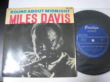 "Miles Davis Round Japan Vinyl EP 7"" John Coltrane"