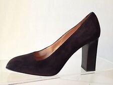 Kate Spade Brown Suede Platform Pumps Shoes  - US 6 1/2 B EUC!