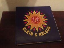 """ELKIN & NELSON 12"""" LP SPAIN LATIN - FUNK -"""