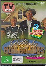 BEVERLY HILLBILLIES VOL 15 - DVD - 3  EPISODES - NEW