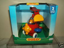TOLO BABY FLYER  AEROPLANE    (3 MONTHS & OLDER )  BNIB