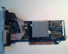 AGP card V9400-X TD 128M ATI CS1G4BB113 01706 A01 VGA Comp DVI