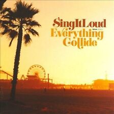 FREE US SHIP. on ANY 3+ CDs! ~LikeNew CD Sing It Loud: Everything Collide