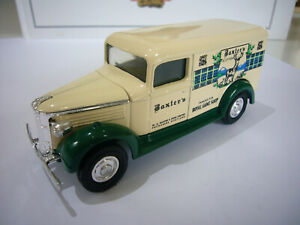 Models of Yesteryear Y12-5 GMC VAN ' Baxters'  - MINT.