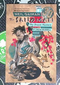 The Sandman 30th Anniversary TPB The Dream Hunters 2019 P. Craig Russell DC