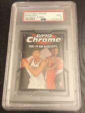 2007 Topps Chrome Basketball Hobby Pack - Mint PSA 9 Kevin Durant Refractor RC??