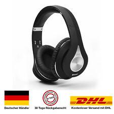 August EP640 Kopfhörer - Kabelloser Over-Ear Bluetooth Kopfhrer mit aptX und NFC