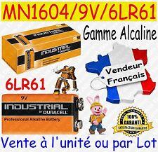 Piles boutons D392 SR41W G3 DURACELL Oxyde Argent - Montre Horlogerie Bijouterie