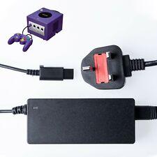 GameCube Power Supply Adapter Nintendo GC AC Power Cord Plug PSU Mains