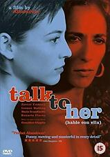 Talk To Her [DVD] [2002], , Used; Very Good DVD