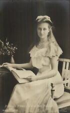 Princess Prinzessin Viktoria Luise Preusen Prussia Real Photo Postcard c1910