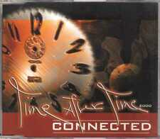 Connected - Time After Time 2000 - CDM - 2000 - Italodance Cyndi Lauper cover