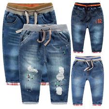 Markenlose Mädchen-Jeans