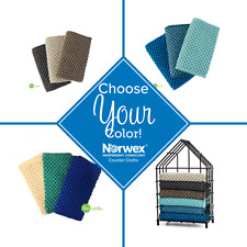 Norwex Counter Cloths (3) 60 Day Returns - CHOOSE YOUR COLOR!