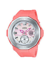 Casio Baby-G Uhr BGA-220-4AER Analog,Digital Rot