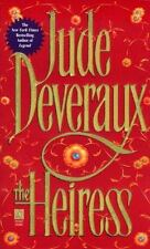 The Heiress, Jude Deveraux, 0671744623, Book, Acceptable