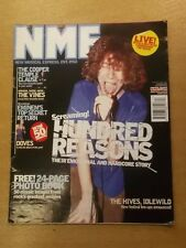 NME APRIL 27 2002 EMINEM THE VINES THE HIVES NIRVANA MUSE DOVES SUEDE IDLEWILD