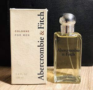 Original Abercrombie & Fitch Cologne for Men 3.4 OZ - Extremely Rare