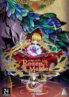Rozen Maiden & Träumend Collection . Season 1 & 2 . Anime . 4 DVD . NEU . OVP