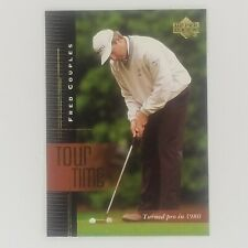 2001 Upper Deck Golf Tour Time Fred Couples card #183