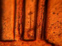 "Missing""FG"" US Mint Error 1971-D Double Die Reverse Lincoln Memorial Cent"