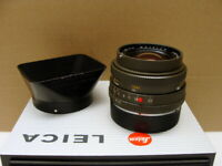 "Leitz Wetzlar - Leica Elmarit-R 1:2.8/28mm Safari ""Made in Germany"" - RAR!"
