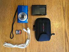 Canon Powershot A4000 IS bundle- EUC