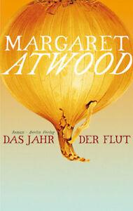 Das Jahr der Flut von Margaret Atwood, (b3)