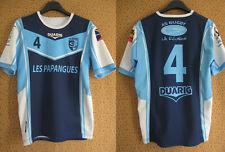 Maillot Rugby porté #4 Duarig Simon Lucas ile de La Reunion Shirt - M