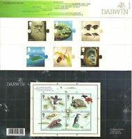 GB Presentation Pack 423 2009 CHARLES DARWIN INC M/S