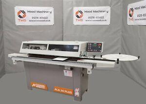 New SCM Group Casadei ALA 20 Plus Edge Bander *£10,950 + Vat*
