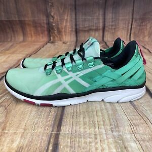 Asics Gel Fit Sana Running Shoes Women Size 8.5 Light Weight Athletic Shoe S465N