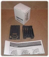 Terminal; Block, TeSys K Thermal Overload Relays LA7K, For Mounting to 35mm Rail