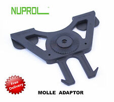 NUPROL WE Molle Adaptor For All Nuprol Airsoft holsters Gock 17, M92 & SIG P226