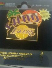 NBA Los Angeles Lakers Shaquille 'Oneal Pin  Limited to 5000 SHAQ
