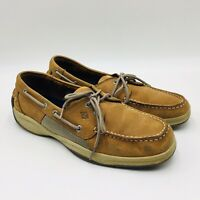 Sperry Top-Sider Men's Intrepid Casual Boat Shoe Tan Leather, Pick A Size P/O